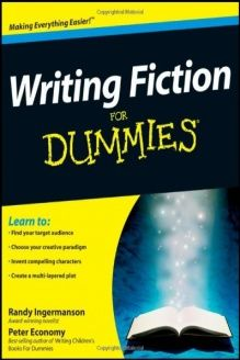 Writing Fiction For Dummies , 978-0470530702, Peter Economy, For Dummies; 1 edition
