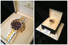 The Rolex Watch cake by Symphony in Sugar