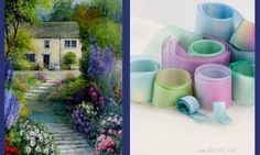 Magical Garden Collection - beautiful new panels to embroider! Read all about it in my latest newsletter ... http://www.dicraft.co.za/newsletters/september-2017 Do you like them?