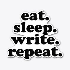 Products from fictiophilia Entrepreneur Motivation, Eat Sleep, Repeat, Writer, Quotes, Shirts, Products, Quotations, Writers