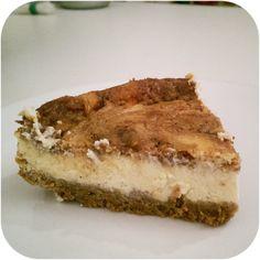Zimt-Cheesecake