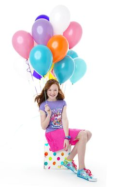 Celebrate with #unique party ideas from #LittleMissMatched #GirlsFashion #TweenFashion