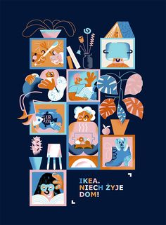 Ikea Poland - T-shirt on Behance