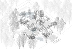 Gallery of The Best Architecture Drawings of 2017 - 30