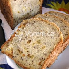 Banana Bread, Cooker, Food And Drink, Yummy Food, Homemade, Meals, Desserts, Basket, Bread