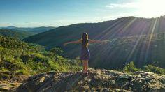 #FlorestadoUamii #MinasGerais #Viagem