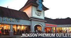Jackson Premium Outlets - Jackson, New Jersey | I-95 Exit Guide