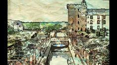 Castelli Loira e Baviera dipinti