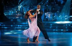 Patrick Robinson loses to Natalie Gumede in the dance off