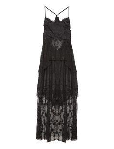 Georgina Lace Tier Dress $133.00