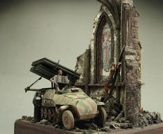 """Church"" by SC Corbusier (Dragon + Scratch 1:35)"