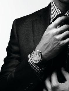 #Elegant #Man #Suit