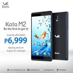 Kata M2 limited offer starts this August 25