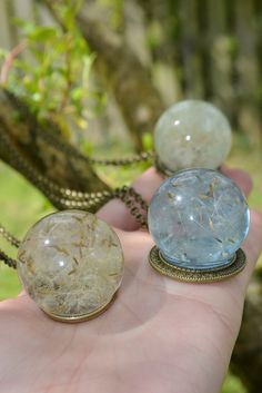 Terrarium Necklace, Dandelion Fluff in Resin Sphere Necklace, Botanical Necklace, Make a Wish Necklace For Her, gift from Ireland Etsy Jewelry, Wedding Jewelry, Handmade Jewelry, Unique Jewelry, Handmade Gifts, Jewelry Ideas, Resin Necklace, Bohemian Necklace, Necklaces