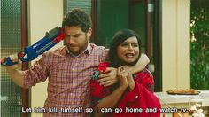 mindy project morgan funny | mindy project photoshop challenge favorite platonic relationship mindy ...