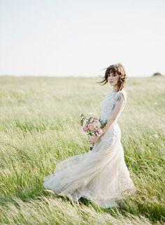 Wedding Editorial - Free People Dress   finchandfawn.blogspot.com