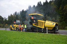 Civil Engineering Construction, Road Construction, Asphalt Pavement, Asphalt Plant, Heating Rod, Pedestrian, Tractors, Flexibility, Wheeling