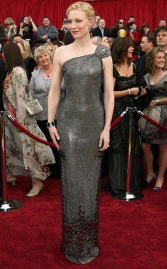 Cate Blanchett no Oscar de 2007