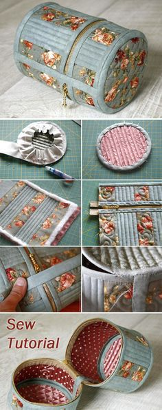 Travel makeup bags, makeup bag tutorials DIY www. Travel Makeup Bags, Makeup Bag Tutorials DIY www. Makeup Bag Tutorials, Sewing Tutorials, Sewing Projects, Sewing Diy, Sewing Hacks, Diy Makeup Bag Tutorial, Sewing Ideas, Bags Sewing, Purse Tutorial