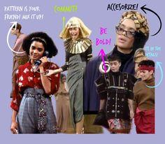 Character Study: Denise Huxtable #SmallScreenIdol #WCW #StyleGoddess
