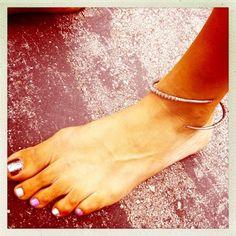 Kathy Rose Antelope Anklet