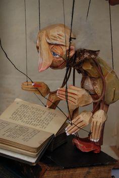 Marionette by Borekko