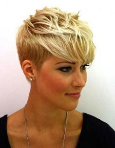 Asymmetrical Pixie Haircuts | Hairstyles for Figures