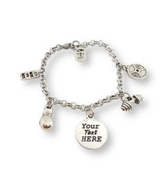 Pulsera Boxing Personalizable Motivación - Barbell - Kick Boxing - MMA - UFC Guante Boxeos - Joyas Boxeo - Amantes Boxeo - Pulsera Boxeo de WodAndFit en Etsy Kickboxing, Ufc, Customized Gifts, Spartan Race, Sport Motivation, Motivational Words, Stainless Steel Chain, Barbell, Crossfit