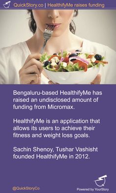 In May, 2015 HealthifyMe has raised an undisclosed amount from @Micromax.