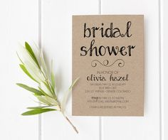 ON SALE Kraft Bridal
