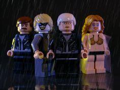 Replicant Lego