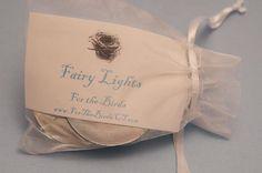 Fairy Lights by OohLaLaLaStudio on Etsy, $18.00