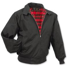 Harrington Jacket - A boy I fancied the pants off in school wore one of these. So I got my mum to buy me one too! He was so cute. I recall he had a mouth like Debbie Harry.