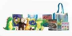 CHILDREN'S BOOKS, Have you ever taken advantage of the terrific #Kohl's Cares $5 offer?     You can buy a bunch of kids' picture books and plushies plus this year there's a timely tote for sale, too.