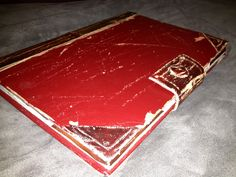 How to Turn an Old Book Into Tablet Case