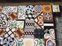The handmade tiles of the Odysseas series are made by traditional technique. They can give a classic style or minimal mood to your place. All our designs can be made, on request, in any color you wish. Cement Tiles, Mosaic Tiles, Room Tiles, Handmade Tiles, Classic Style, Minimal, Mood, Traditional, Quilts