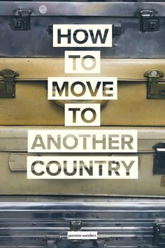 Are you thinking about moving to another country? Click to read this complete guide on moving overseas.