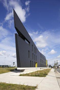 Polo. Architects, MAVA offices, Steenokkerzeel