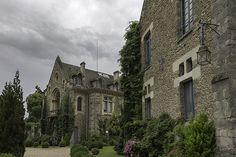 l'abbaye des Vaux-de-Cernay. Ile-de-France