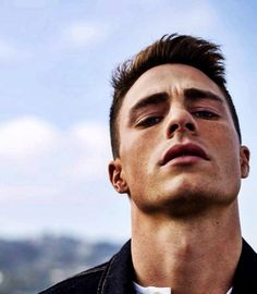 Colton Haynes, my perfect travis maddox