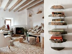 Shelves....