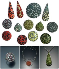 Now make your own jewelry with an original handmade vitreous enamel by Angela Gerhard. Find them in my shop at https://squareup.com/market/angela-gerhard-jewelry