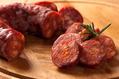 1500's chorizo recipe with documentation. Picture is from Google since the site doesn't have a photo.  http://madbaker.livejournal.com/796559.html