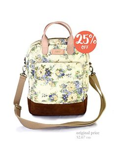 Borann Floral Monogram Purse Cross body Shoulder Bag Personalized Your Name >>> Click image for more details.-It is an affiliate link to Amazon. #Handmadehandbags