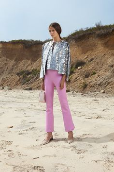 Pin for Later: The 9 Biggest Trends From New York Fashion Week  Cynthia Rowley Spring 2016