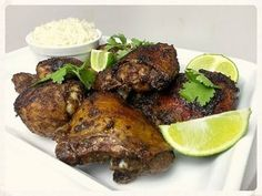 ▶ HOW TO MAKE JERK CHICKEN - YouTube recipe