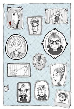 Auf stefaniereich.blogspot.com.br http://www.pinterest.com/keisha/illustrator/