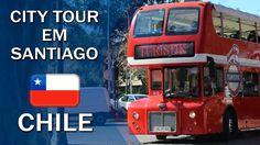 CHILE - City Tour em Santiago