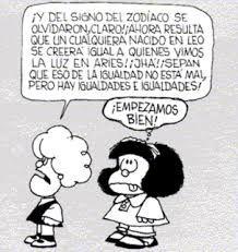 Resultado de imagen para mafalda mujeres inteligentes