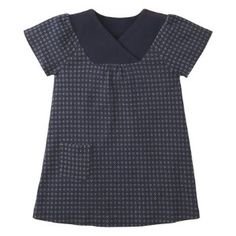 Kerchief Geo Yoke mini dress (Hungary). Owned back when we were size 18/24. I have a matching shirt. Cute with jeans. :)